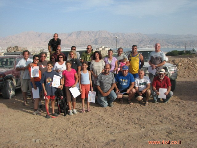 תמונות ממסע חוצה ישראל - סוכות 2006