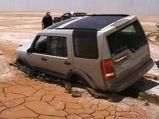 שוקעים  בבוץ הירדני - סרט ממסע לצפון מזרח ירדן
