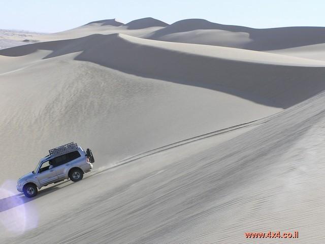 סיפור מסע: חציית ים החולות הגדול של מדבר הסהרה - המדבר המערבי