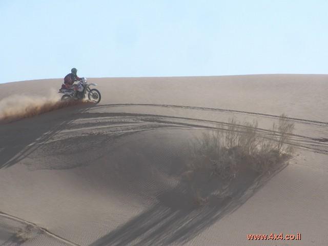 תמונות ממסע אופנועי שטח בירדן -נובמבר 2006