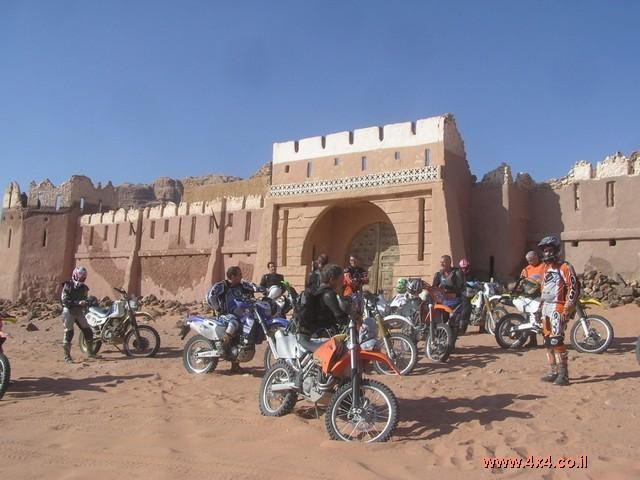 חוויה ירדנית - מסע אופנועי שטח לממלכה ההאשמית