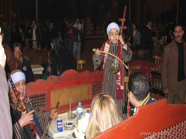 השוק הססגוני של חאן-אל-חליל