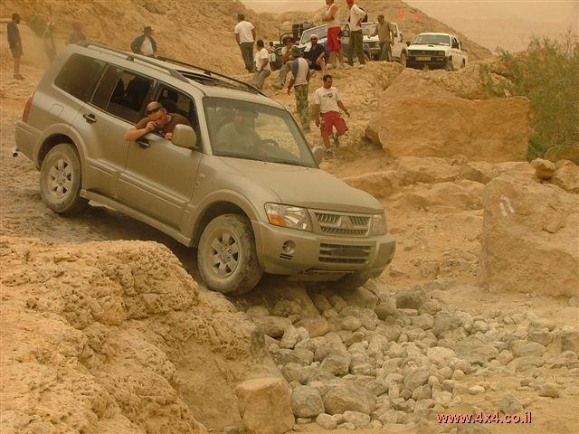 מסע חוצה נגב - פסח 2007