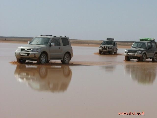 תמונות מהמסע למזרח וצפון מזרח ירדן - שבועות 2007