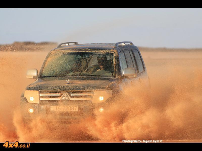 כתבה מסכמת לסדרת טיולי מזרח ירדן - אביב 2007