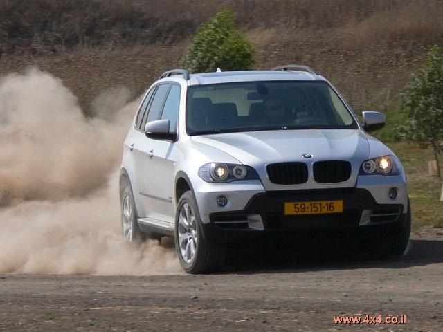 ב.מ.וו X5  כוח ושררה BMW