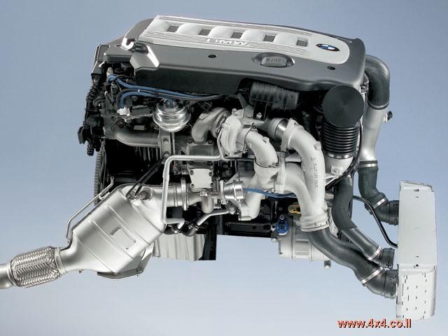 מבט מתחת למכסה המנוע