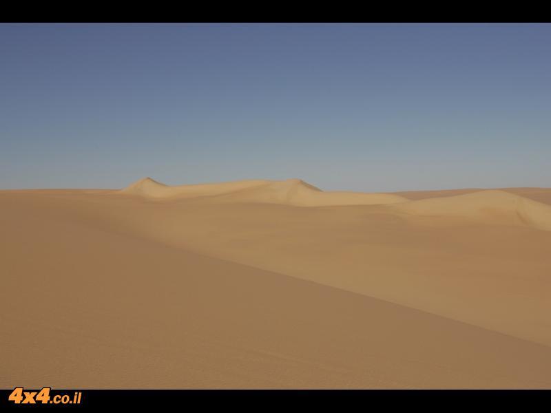 מסע ג'יפים - מדבר מערבי - מצרים -  דצמבר 2007