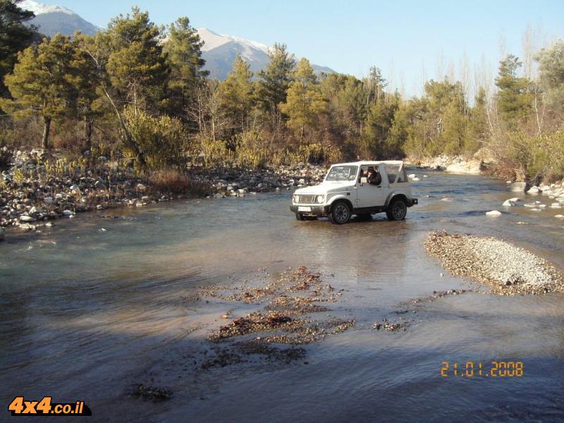 תמונות מהמסע לטורקיה - אזור הטאורוס