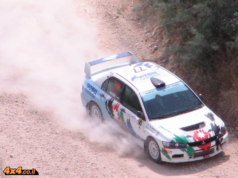 ראלי WRC ירדן 2008