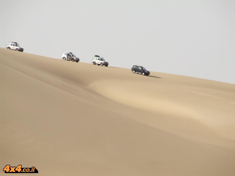 יופי מדברי - סרט מהמסע ללב המדבר המערבי