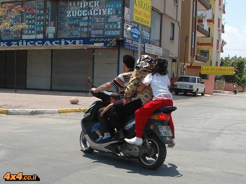 הגי'פ כלול - חוויות ממסע ג'יפים בטורקיה