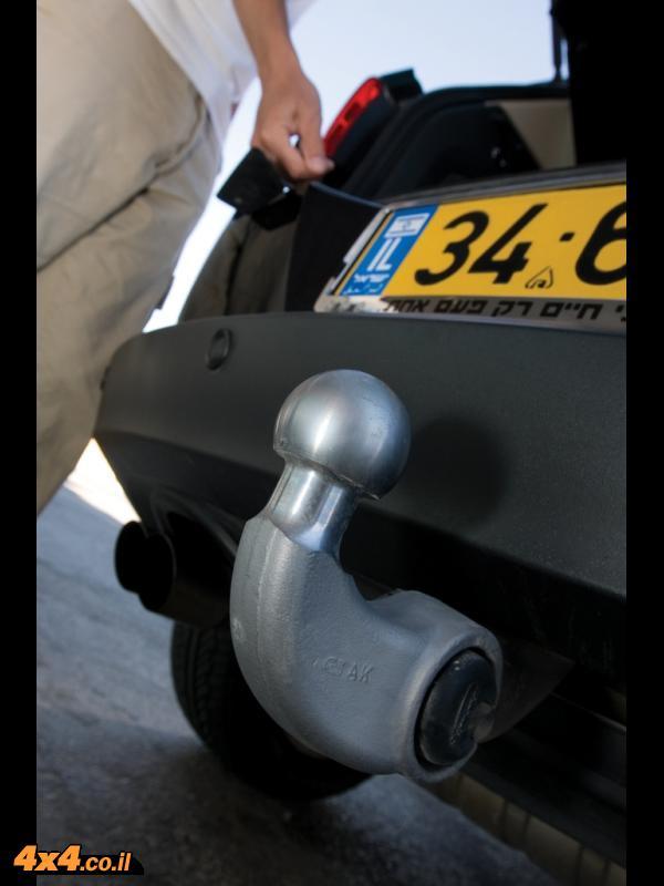 Tiguan Volkswagen פולקסווגן טיגואן 2.0 ליטר TSI
