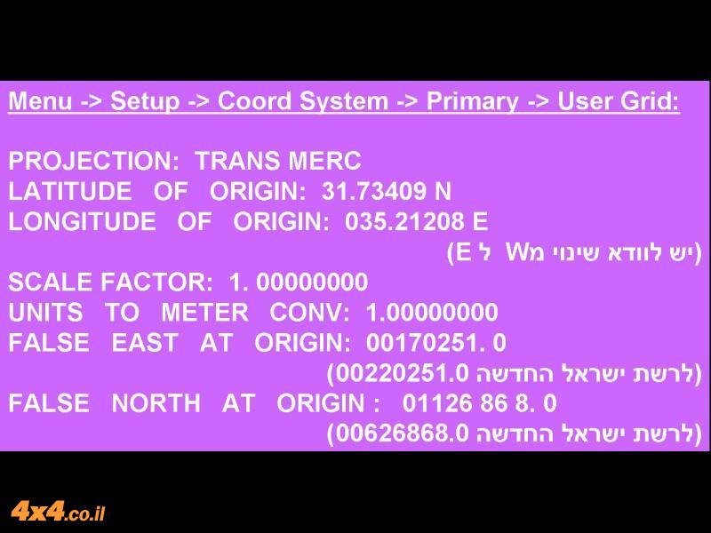 הזנה של רשת ישראל למכשיר