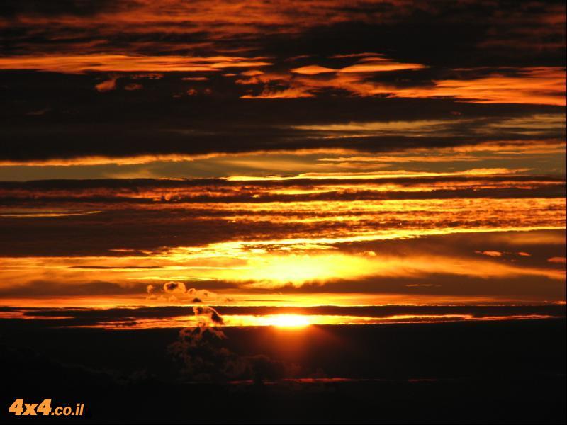 השמש, הירח, לוחות השנה ואיפה הג'יפ?