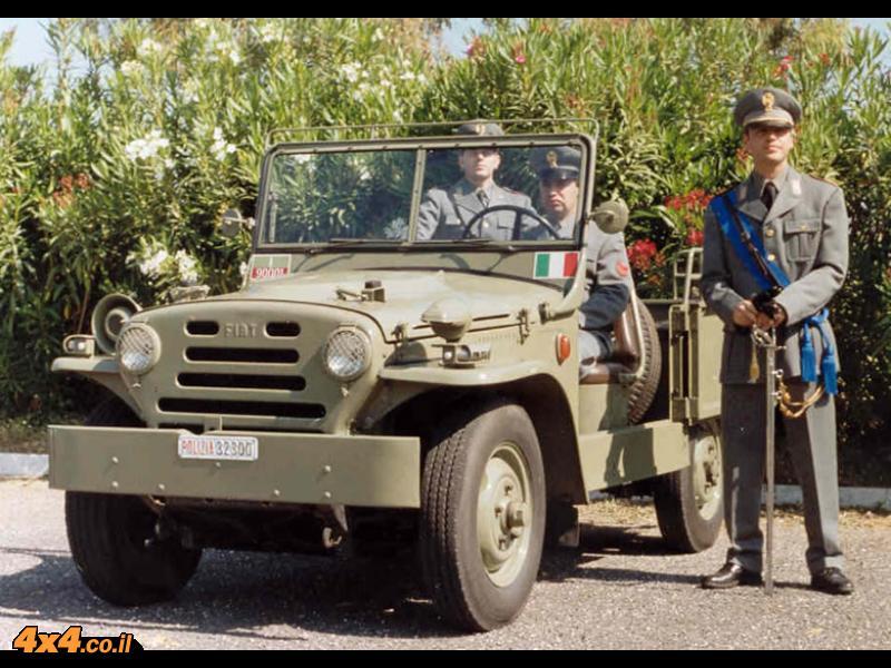 קמפנולה צבאי משנות ה-50