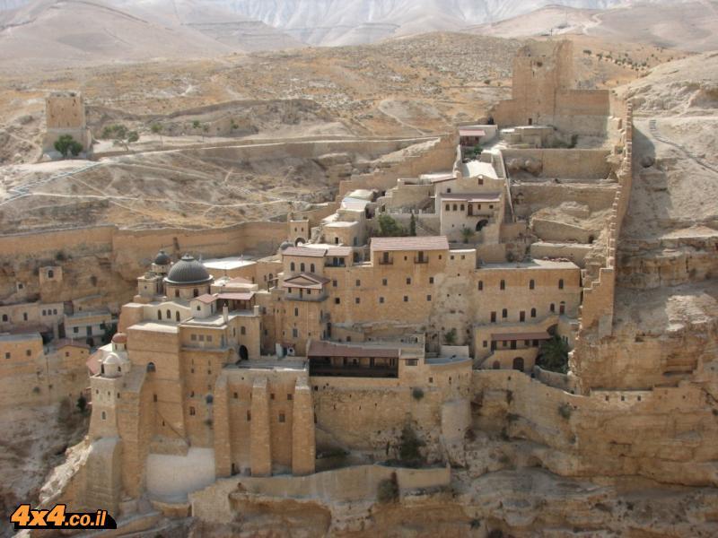 מהמרסבא למצוק ההעתקים שבצפון מדבר יהודה