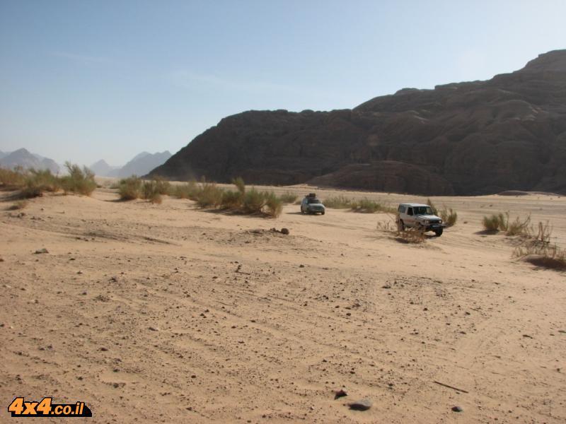 בדרך לרמת המדבר