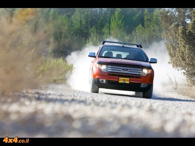 חיים על הקצה פורד אדג' Ford  EDGE