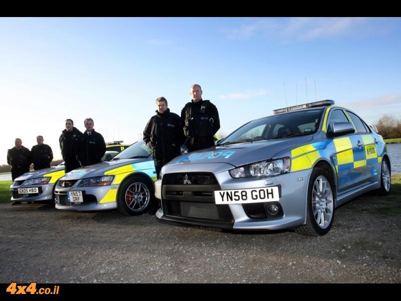 טכנולוגייה לטובת המשטרה