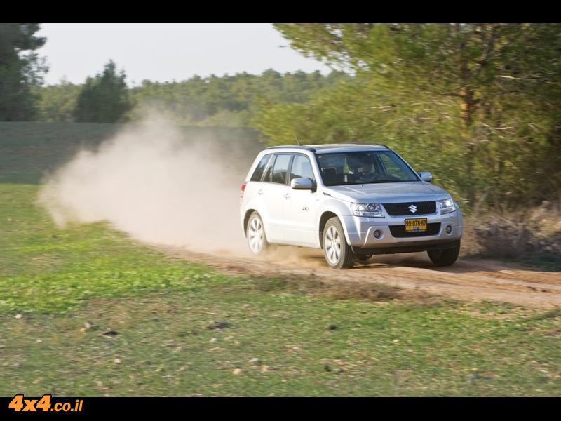 סוזוקי גרנד ויטארה 2.4 ליטר Suzuki Grand Vitara