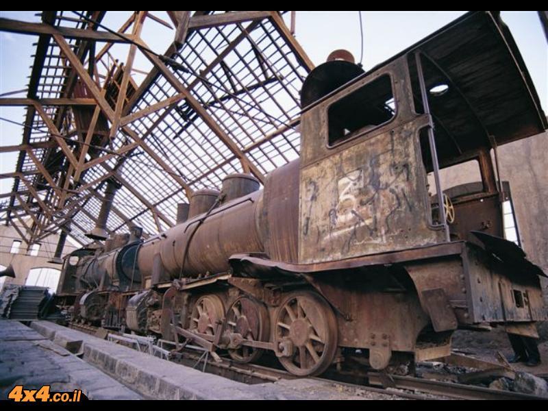 רכבת האמונה - 100 שנה לרכבת החיג'זית