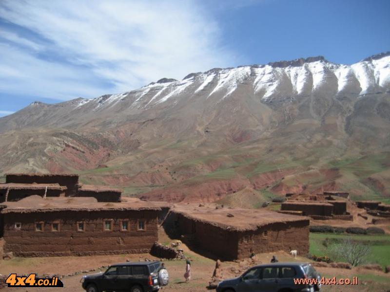 מרוקו: 9 ימים להרי האטלס ולפסגות הדיונות של הסהרה