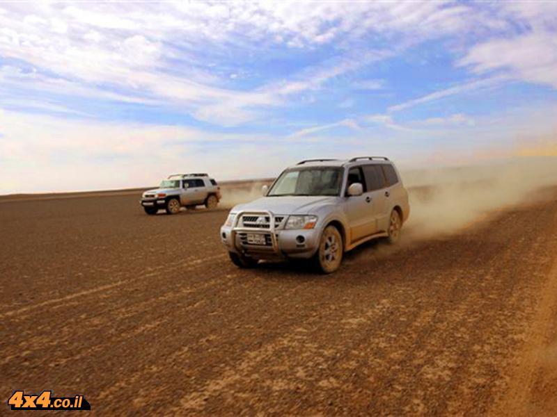 מזרח ירדן: 4 ימים למדבר הערבי ולמצודות עם הג'יפים מישראל