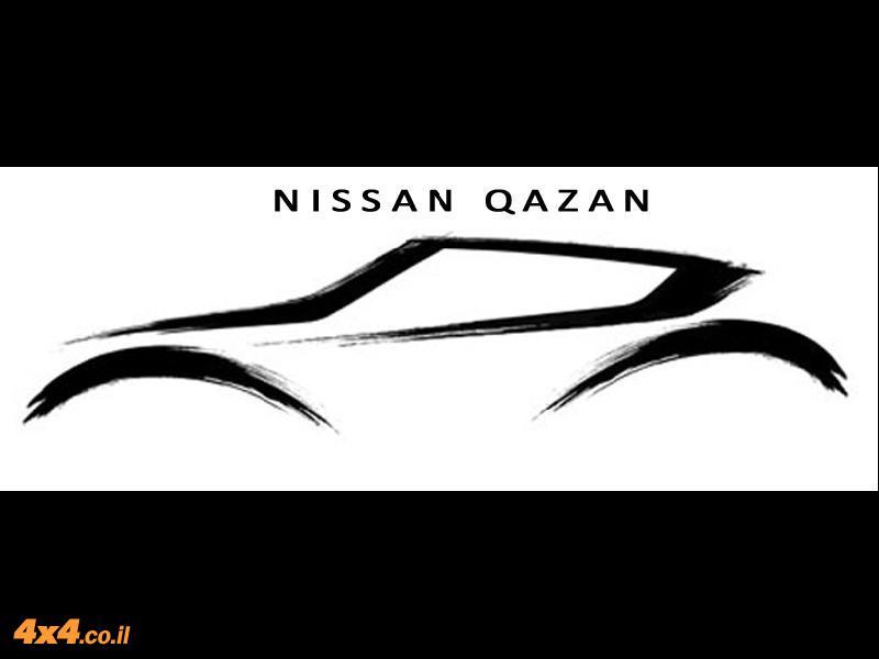 ניסאן מגדילה את היצע הקרוס-אוברים