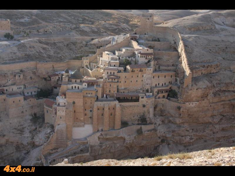 ביקור במנזר האבוד - המרסבא