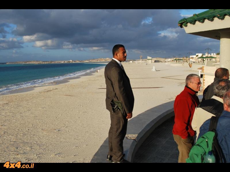 מרסא מטרוח על הים התיכון