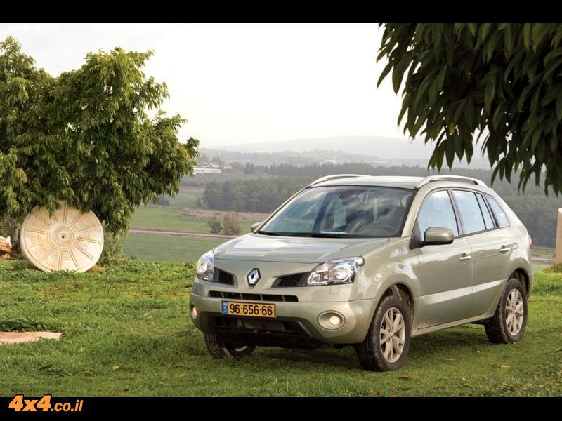 פאזל - רנו קוליאוס - Renault Koleos