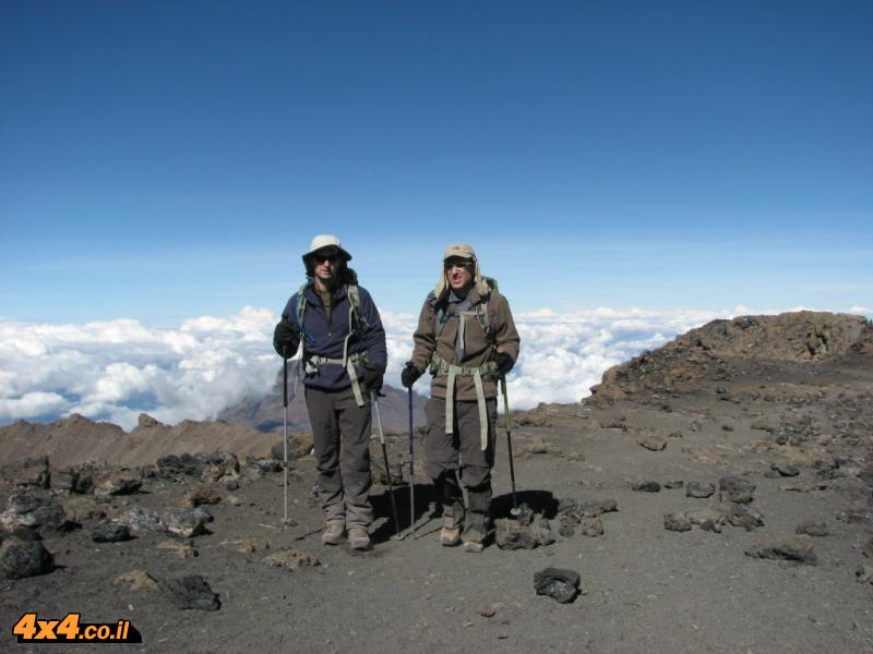ההליכה לפסגה - לא תלול אבל גם לא קל