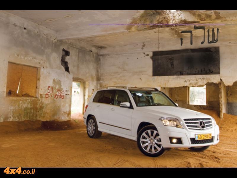 מרצדס Mercedes GLK