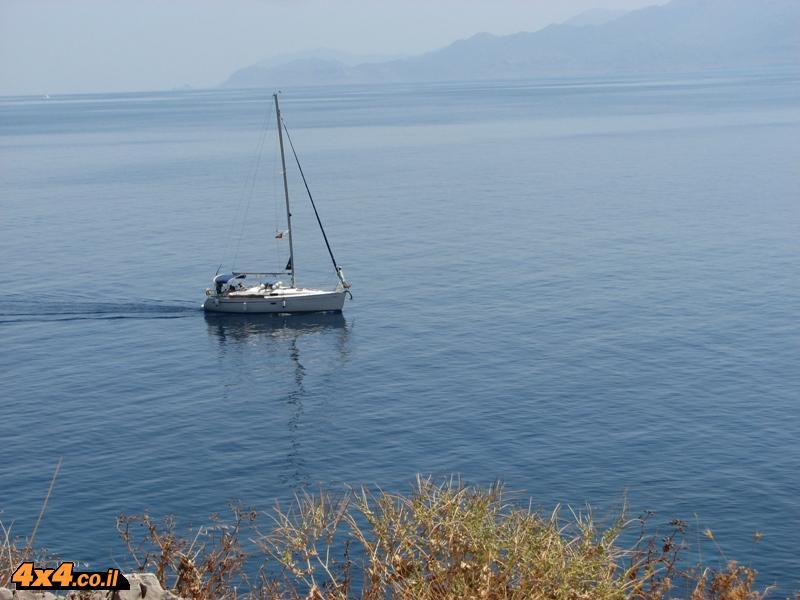 יוון - המסע לחצי האי פלופונס - וידאו
