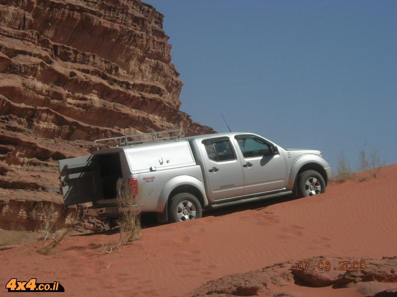 תמונות ממסע לירדן במזג אוויר מצוין - קיץ 2009