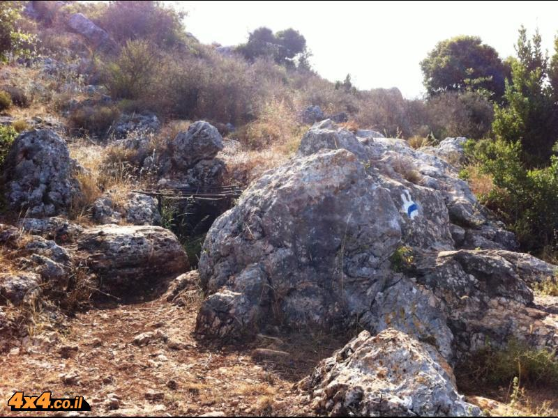 התוספת ותמונות המערה - יוני 2011