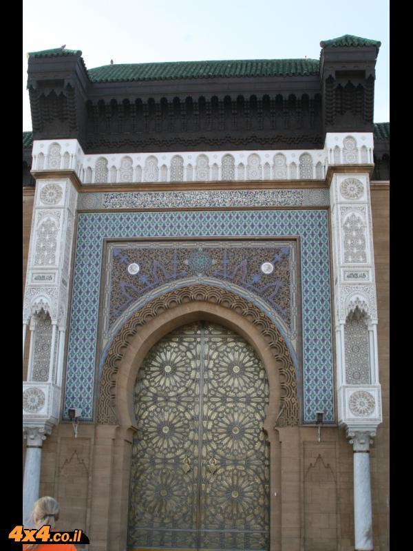 קזבלנקה - עיר עם מסגד