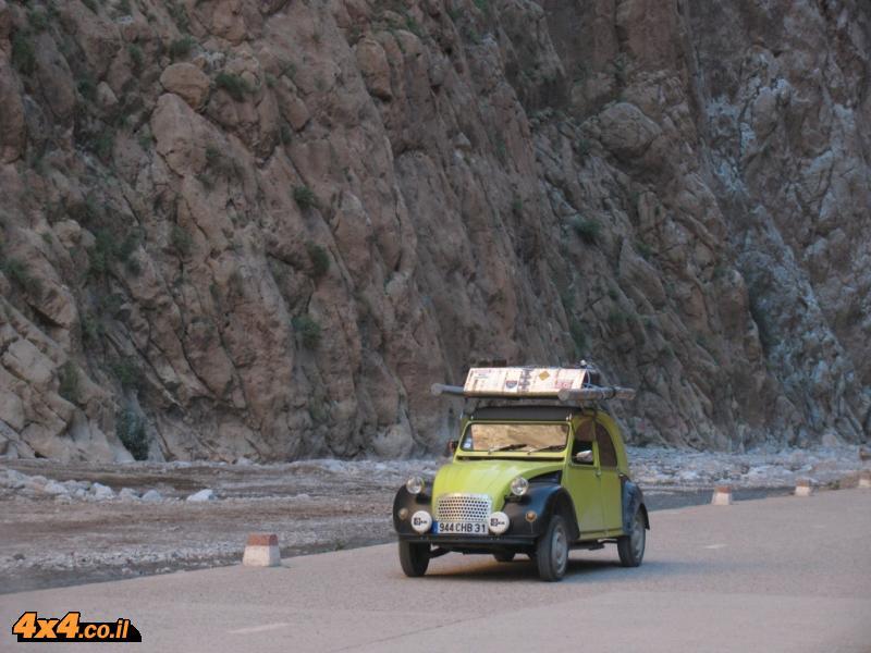 וגם זו דרך לחצות את מרוקו