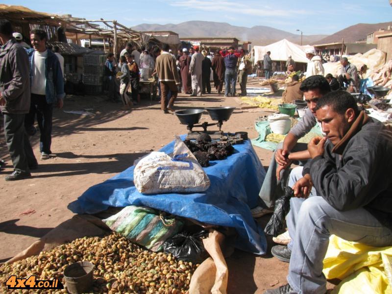 השוק המקומי במסמריר