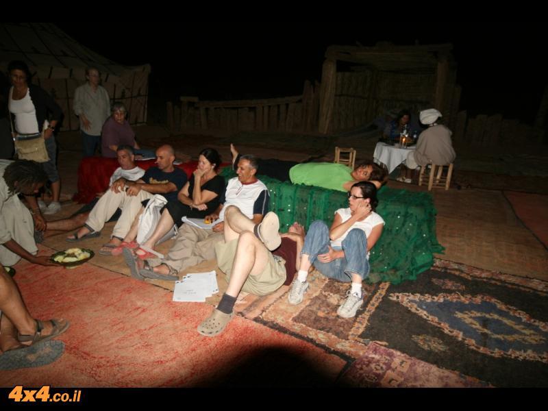 מסיבת לילה במדבר