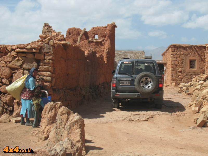 כפרים נידחים באמצע שום מקום