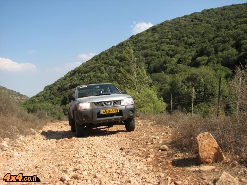 מהעמק להר - מסלול מעמק זבולון ליודפת בדרך המעניינת