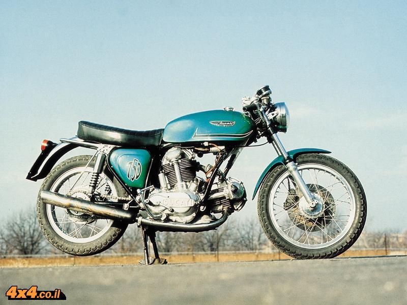 ה-GT סבא משנות ה-70: