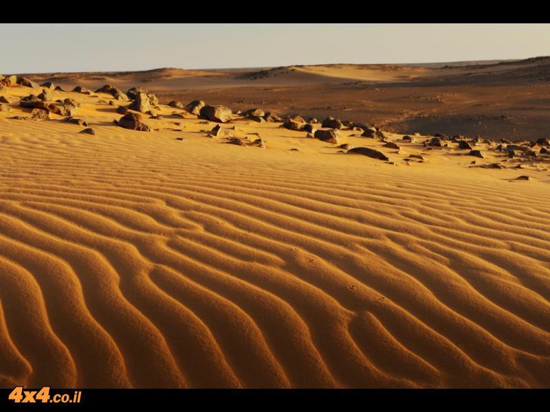 מעמק הסיליקה לואדי חומרה