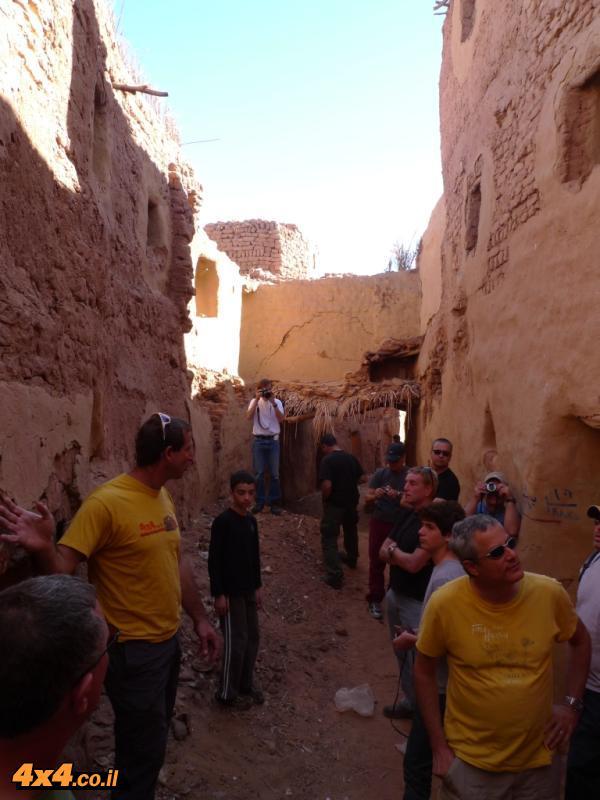 בלט - כפר עתיק בלב המדבר