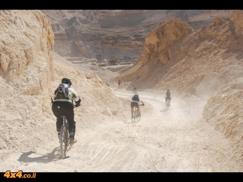 רוכבי האופניים אותם פגשנו: