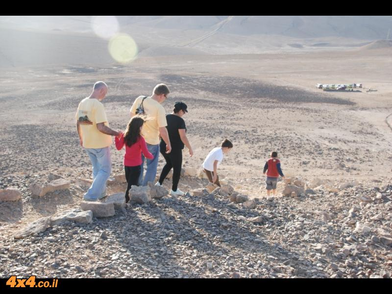 בסיום על הר צבאים