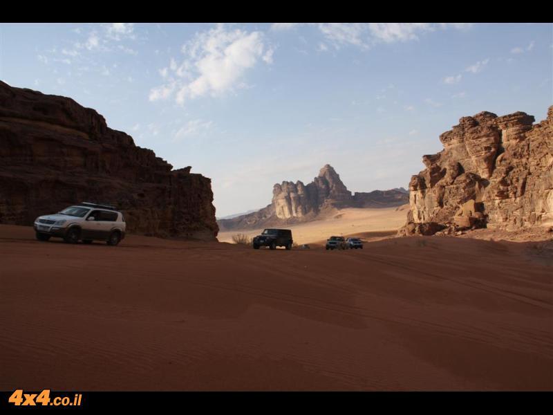 במדבר הדרומי