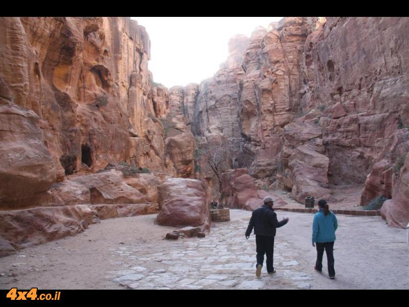פטרה - הסלע האדום